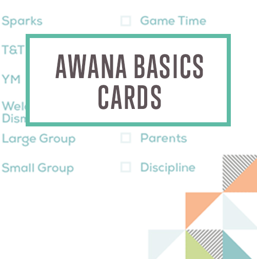 Awana Basics Cards Thumbnail