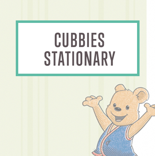 Cubbies Stationary