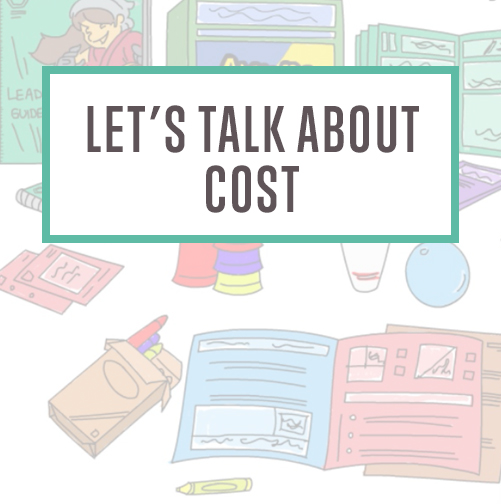 Let's Talk About Cost Thumbnail