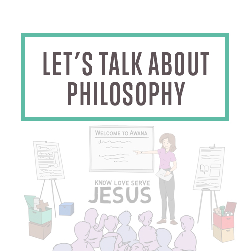 Let's Talk About Philosophy Thumbnail