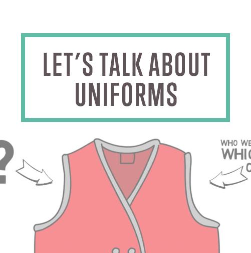 Let's Talk About Uniforms Thumbnail