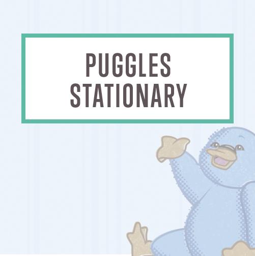 Puggles Stationary Thumbnail