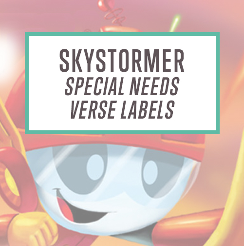 SkyStormer Verse Labels Thumbnail