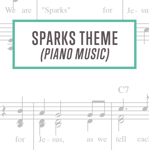 Sparks Piano Music Thumbnail