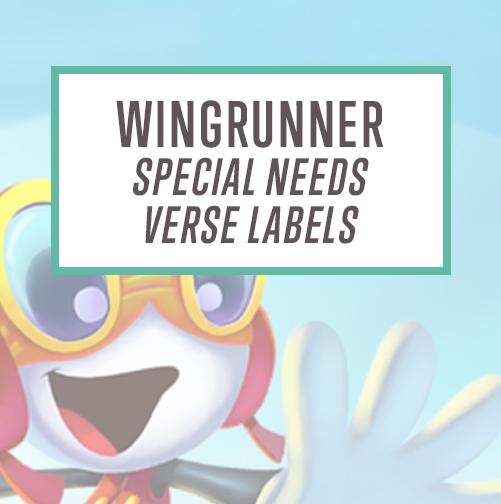 WingRunner Verse Labels Thumbnail