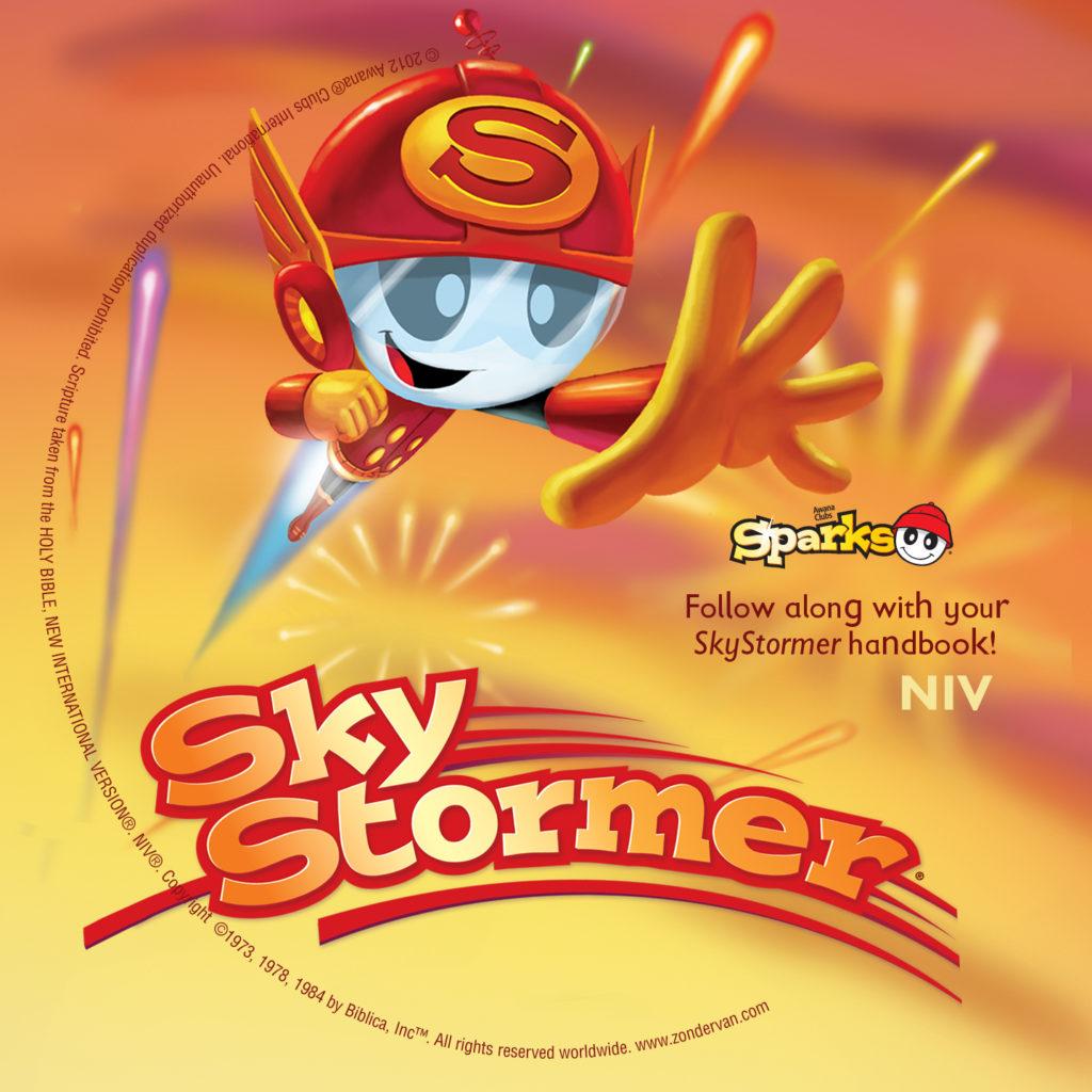 SkyStormerBookCD_12_NIV