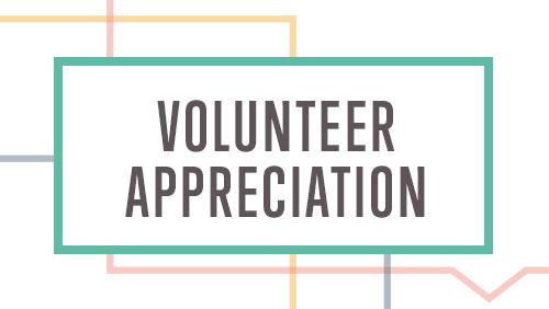Volunteer Appreciation Thumbnail