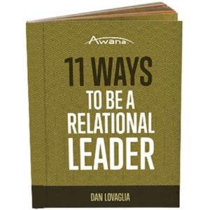 11 Ways Booklet - Relational Leader - 97591