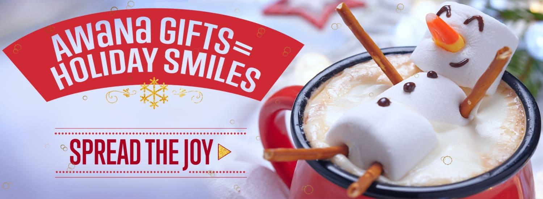 Awana Gifts Holiday Smiles