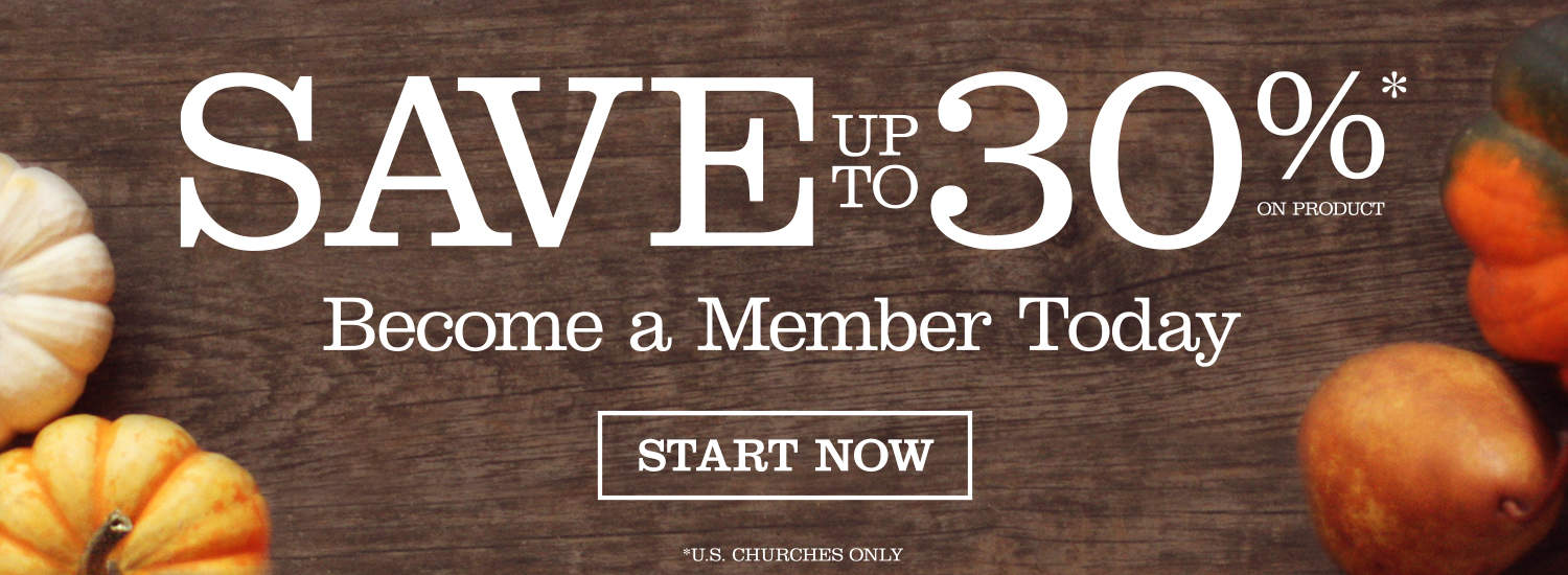 Save 30% on product Become a Member Today START NOW