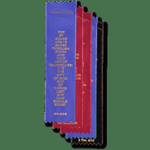 Bible Verse Bookmarks 13590