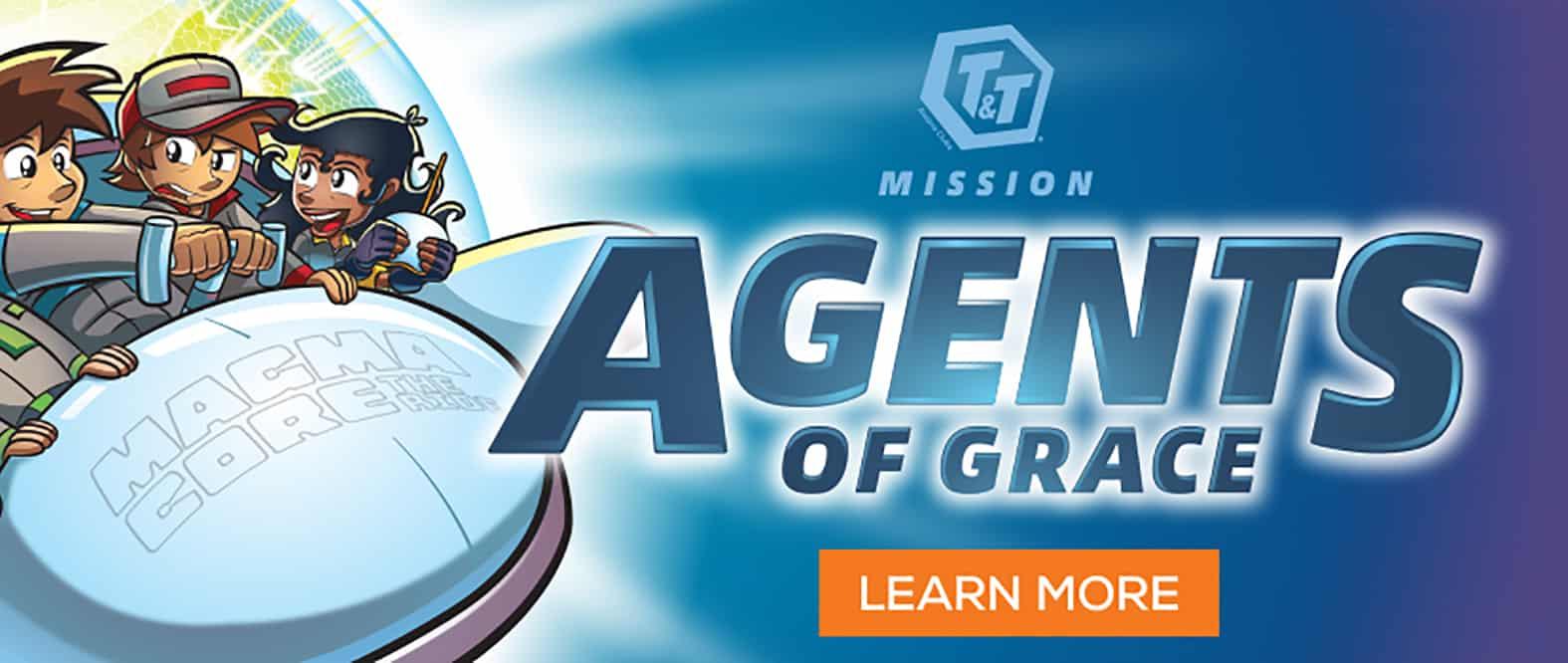 T&T Agent of Grace