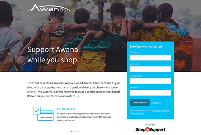 Shop & Support