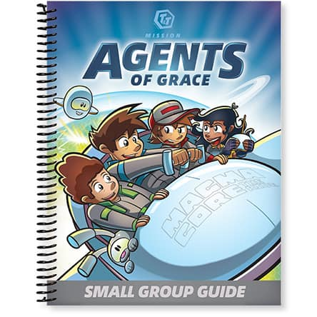 T&T Mission: Agents of Small Group Guide