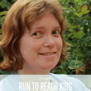 Holly Burdett Runner Profile
