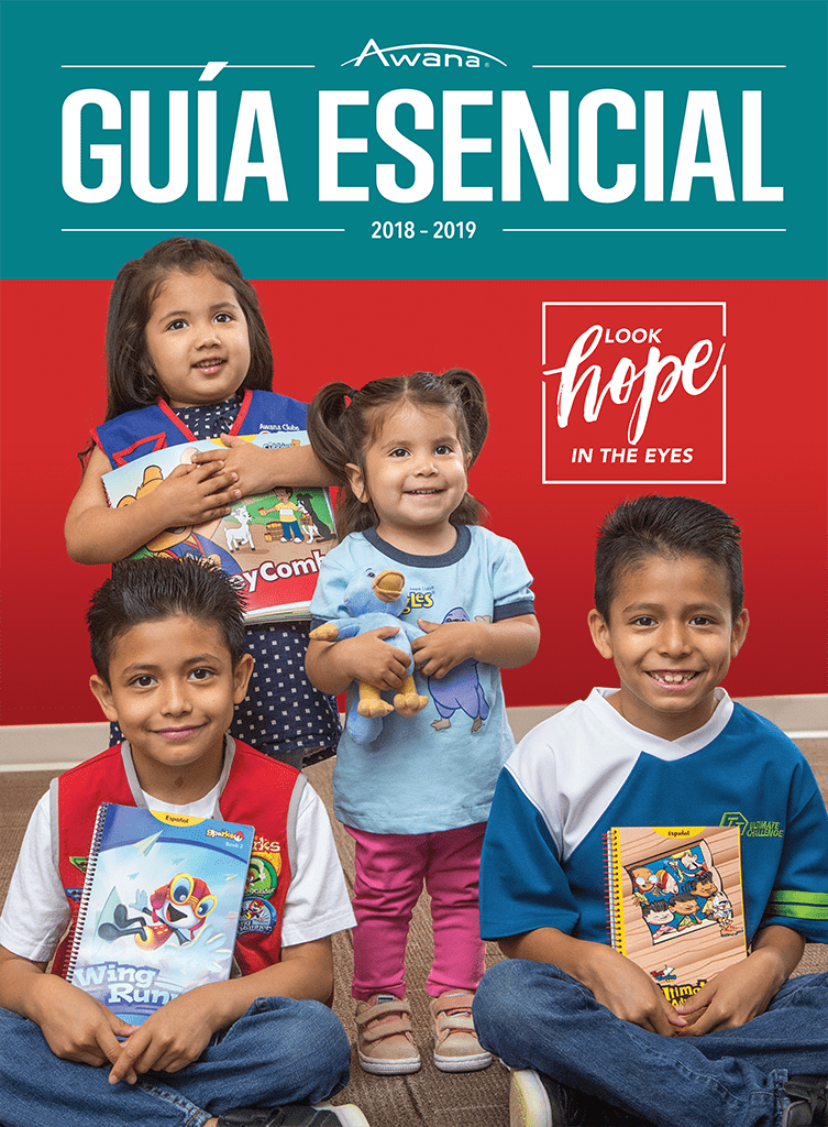 2018-19 Catalogo Ministerial