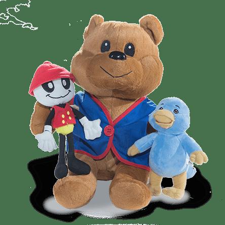 Awana Clubs Soft Stuffed Toys