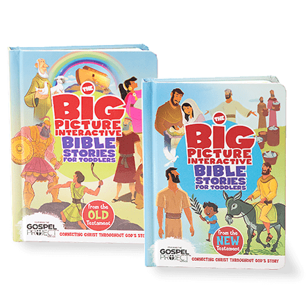 Big Picture Interactive Bible Stories for Toddlers