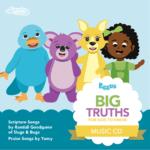 Puggles Big Truths CD