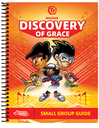 T&T Mission: Discovery of Grace Small Group Guide