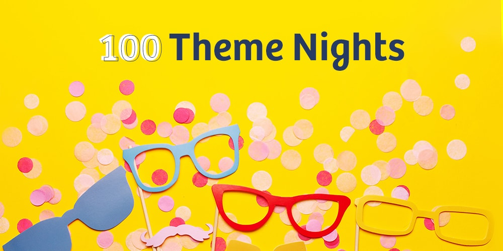 100 Theme Night Ideas For Your Children S Ministry Awana