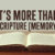 It's More Than Scripture [Memory]