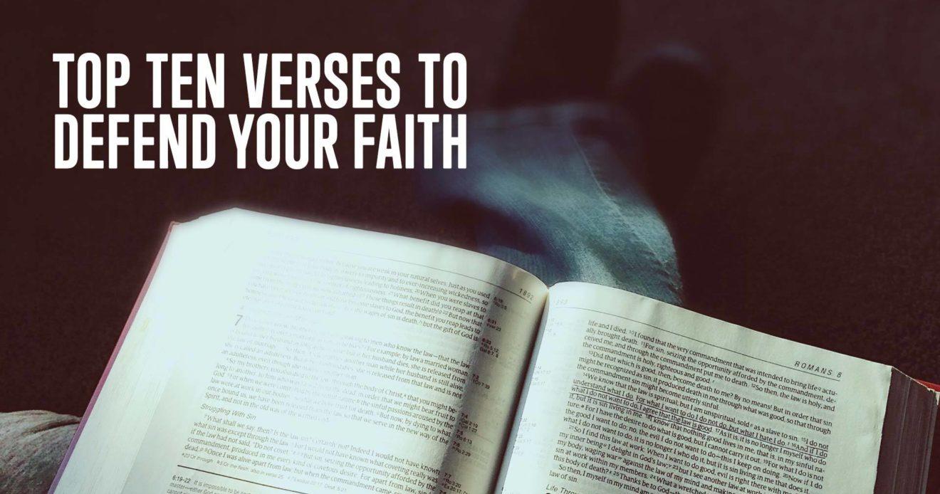 top-10-verses-to-defend-your-faith - Awana YM