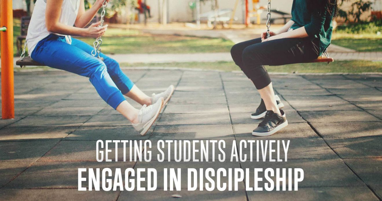 Getting-Students-Actively-Engaged-in-Discipleship